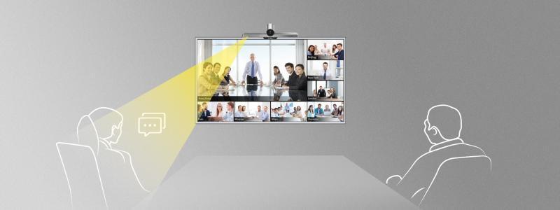 Shop for Videoconference Systems & Services - Shop - Yealink VC200 videoconferencing system