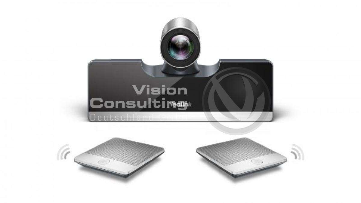 Yealink VC500-Micpod videoconferencing system